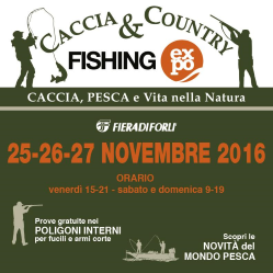 Caccia & Country Fishing